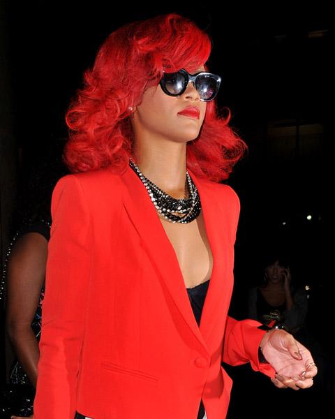 Rihanna September 28, 2010